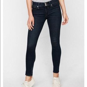 "Express ""Mia"" Ankle Jeans"